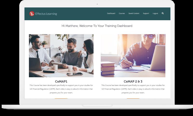 Effectus Learning WordPress & Memberium Membership Website