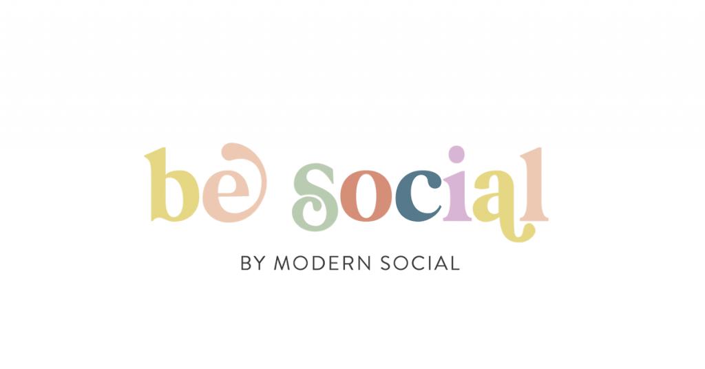 Be social by modern social