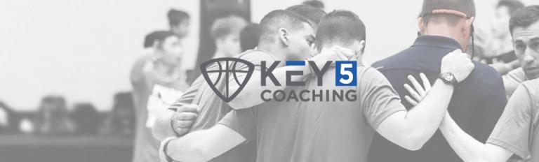Key5 Coaching Membership site Featured Image