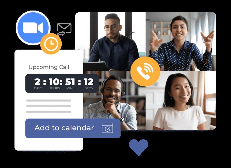 Live Callls For Membership Websites