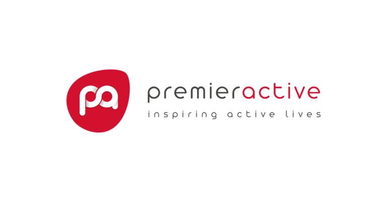 Premier Active WordPress Membership Website logo