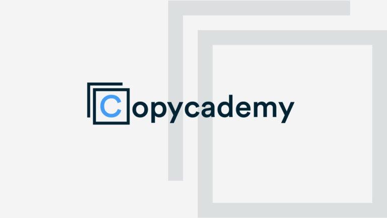 CopyCademy Membership logo